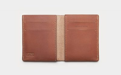Cafe Supply Bi-fold Wallet Review