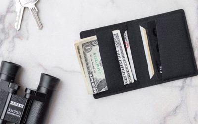 Kickstarter Wallets of the Month January 2020